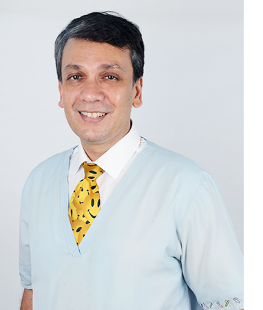 Dr. Harsh Vyas